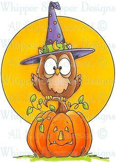 Hoot & Pumpkin
