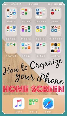 7 creative ways to organize your mobile apps Tips