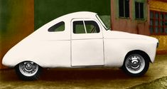 1954 Fairthorpe (UK) Atom with a 250cc Excelisor Twin Two-Stroke engine