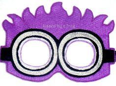 Felt masks on pinterest masks felt mask and halloween birthday