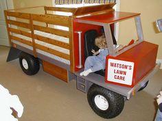 Kids Truck Bed Woodworking Plans Burch Company Wood Studio