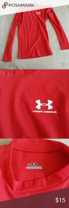 Under Armour Never worn does have a small Mark on sleeve please see photo Under Armour Shirts