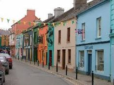 The village of Dingle in County Kerry, Ireland.  My home away from home.