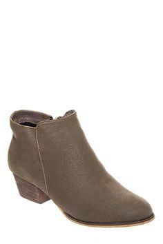 Chelsea Crew - Dealer Low Heel Bootie - Taupe at DNA Footwear