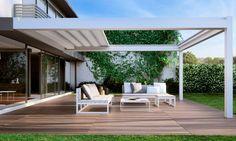 ¿Aún no conoces los beneficios de la las pérgolas de jardín? Son la opción ideal para acondicionar y disfrutar de tu terraza todo el año. ¡Descúbrelas aquí!