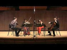 Bach Air on the G String - Flute Quartet ~ I can't imagine a world without Bach <3  <3  <3