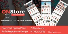 Download Nulled ONStore Responsive OpenCart Theme For Free