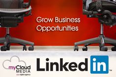 How LinkedIn Can Help To Grow Your Business: LinkedIn is proving to be a powerful tool in helping to promote businesses. This blog explains more.