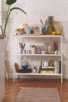 Modern tables, bookcases, cabinets and storage furniture with a retro-twist at UrbanOutfitter.com. Find side tables, nightstands and storage baskets for your place.