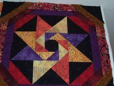 Stellar Quilts Judy Martin | ... Judy Martin pattern from her book called 'Scrap Quilts', 1985