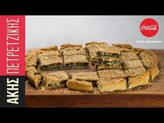 Akis Petretzikis - YouTube Vegan Pie, Phyllo Dough, Fennel, Vegetarian Recipes, Bakery, Homemade, Cooking, Healthy, Coca Cola