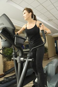 A Workout Routine for the Elliptical & Treadmill for Fast Weight Loss