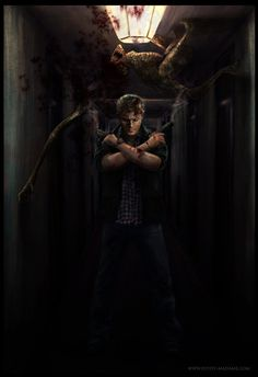 Dean Winchester - The Strength by ~Petite-Madame on deviantART