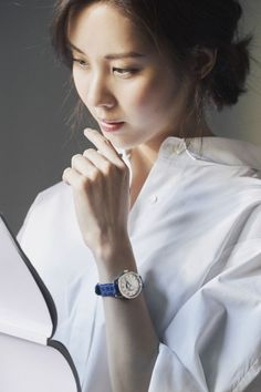 Sooyoung, Yoona, Snsd, South Korean Girls, Korean Girl Groups, Montblanc Boheme, Korean Girl Band, Profile Photography, My Love From Another Star