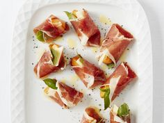 Prosciutto Persimmons recipe from Food Network Kitchen via Food Network