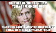 Killary Rotten Clinton For Prison!!