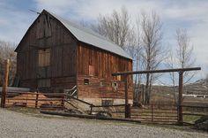 Tall Barn-Richmond, Utah by Bachspics, via Flickr
