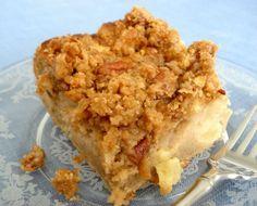 Delicious Graham Apple Coffee Cake