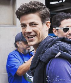 Grant Gustin at San Diego Comic Con (SDCC) 2017
