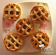 Minik Elmalı Tartlar