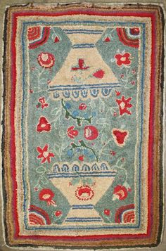Hooked Rugs Images Rug Hooking