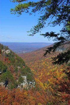 My hometown,  Chattanooga TN