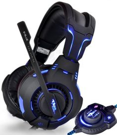 Type X Blue Light Headset. Not a gamer but I would definitely make more phonecalls with these.