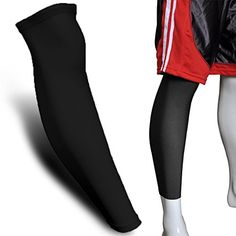 Sport Football Basketball Cycling Strech Leg Knee Long Sleeve Color Black Size L Generic http://www.amazon.com/dp/B00MPD7VDE/ref=cm_sw_r_pi_dp_8H5fub119C2H7
