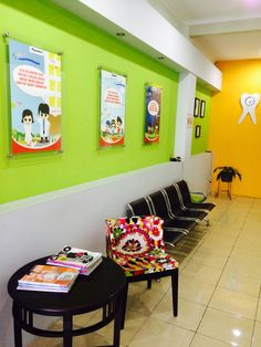 My Mom's Clinic :)