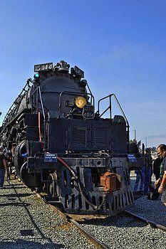 Big Boy 4014, Heritage Train, Old Steam Train, Union Pacific Railroad, Railroad Photography, Train Engines, Steam Engine, Steam Locomotive, Art Pages