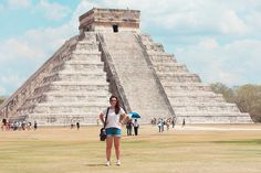 El Castillo - Chichán Itzá, Mexico Photographer: Wanderlust by Jona