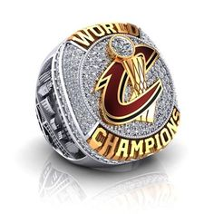 Show details for Premium Deluxe Championship Fan Ring
