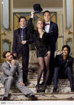 The Big Bang Theory.  Fandom: The Big Ban Theory