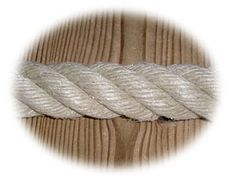 Rope crafts staircase railings and ropes on pinterest - Hemp rope craft ideas an authentic rustic feel ...