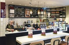 Costa Coffee by EDGE, London – UK
