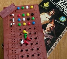 Mastermind. Played this with my dad all the time