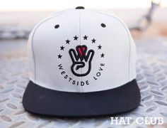 Exclusive Westside Love Dub Snapback Cap by PRODUCT ETC @ HAT CLUB