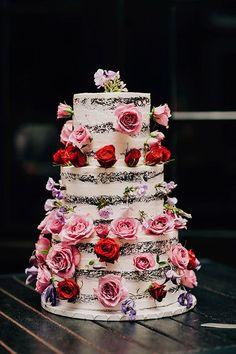 wedding cake   Tumblr