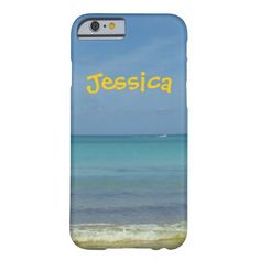 Personalized Blue Sea iPhone 4 - Name Case iPhone 4 Cover Iphone 4 Cases, Iphone 6, Spanish Islands, Majorca, Monogram, Girly, Names, Sea, 6 Case