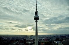 Sights: Best View over Berlin