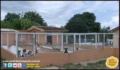 Como Construir um Canil (3)