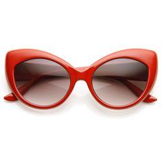 Epic Eyewear 'Fay' Cateye Fashion Sunglasses, Women's