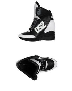 DSQUARED2 High-Tops. #dsquared2 #shoes #high-tops