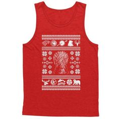 All I Want for Christmas is Westeros - Men's Tank Top