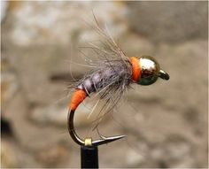 Fly Fishing Nymphs, Fly Fishing Lures, Trout Fishing, Fly Tying Vises, Fly Tying Desk, Nymph Fly Patterns, Fly Tying Patterns, Fly Craft, Types Of Fish