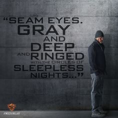 The weight of the rebellion is heavy on Haymitch Abernathy's shoulders.