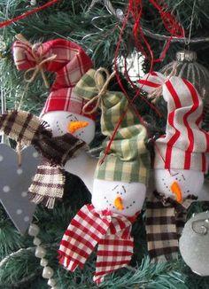 Easy Christmas crafts photos.