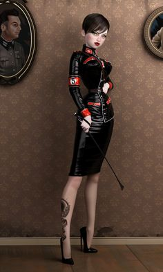 Mistress Lili on Behance