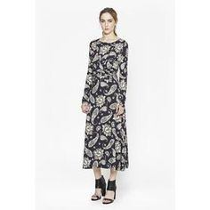 Sundown Paisley Maxi Dress by French Connection