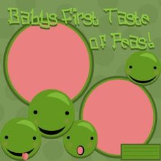 baby scrapbook pages - Google Search